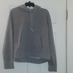 H & M gray hoodie